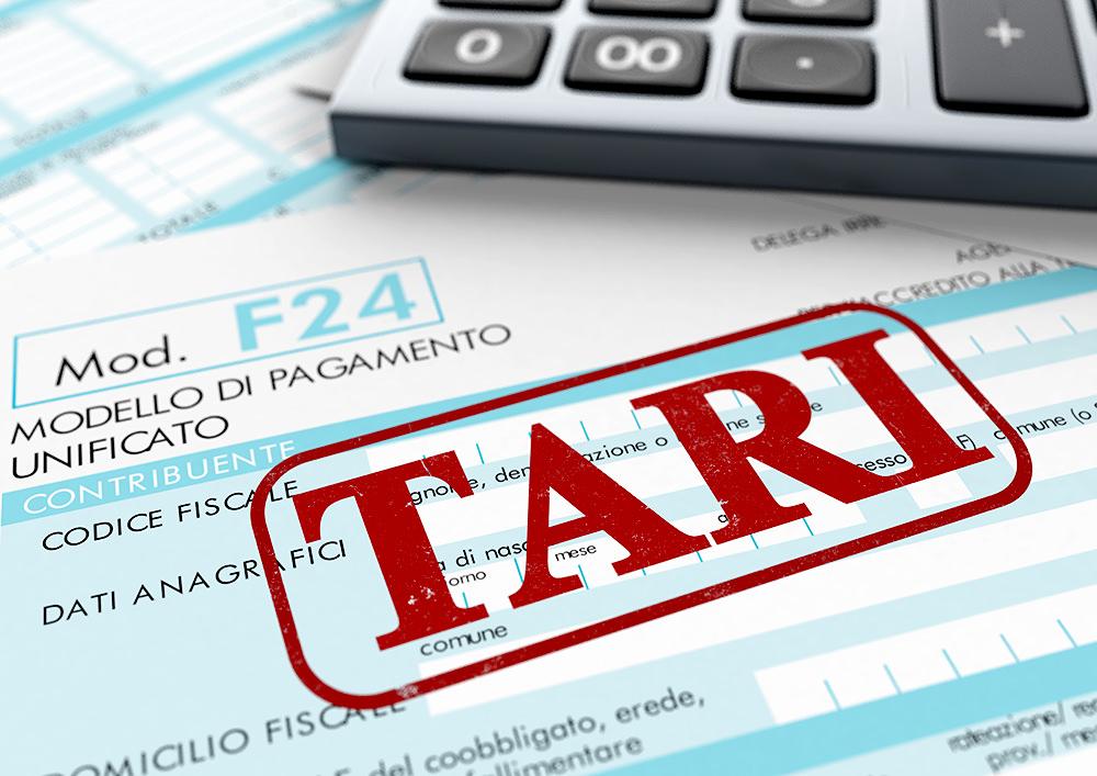 Pagamenti Comuni Tari tasse